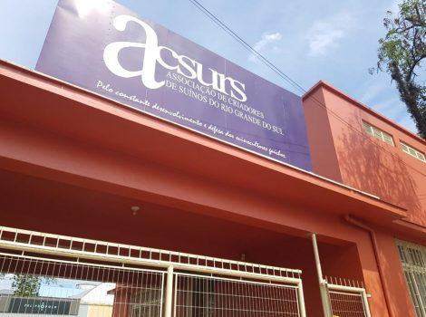 Chapa única concorre à eleição para a próxima gestão da ACSURS