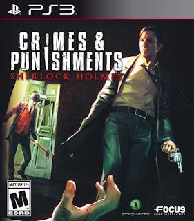 SHERLOCK HOLMES CRIMES & PUNISHMENTS PS3 TORRENT
