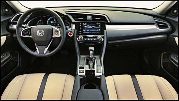 2017 Honda Civic Ex T Specs Review