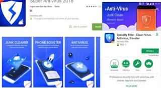 super antivirus terbaik untuk android