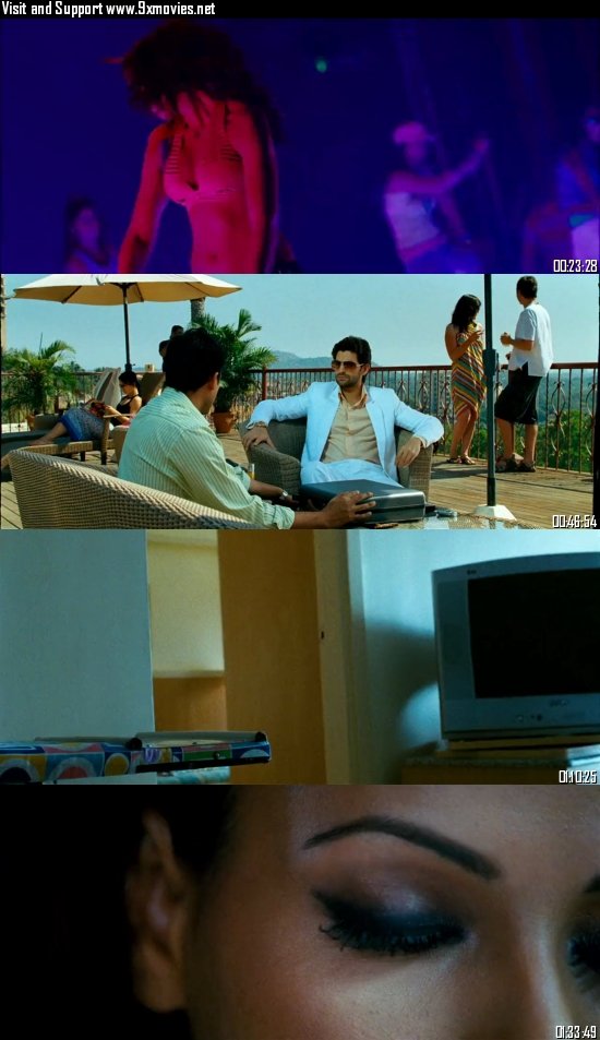 Aa Dekhen Zara 2009 Hindi 720p WEB-DL 900mb