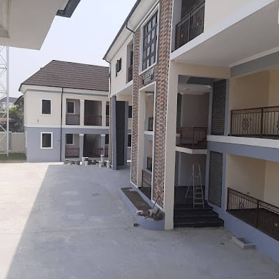 See Beautiful Photos: Nollywood Actress, Eve Esin Shares Photos Of Her New House
