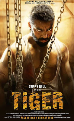 Tiger (2016) Worldfree4u -375MB 480P HDRip Punjabi Movie ESubs - Khatrimaza