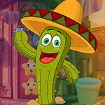 G4K Ecstatic Cactus Escape