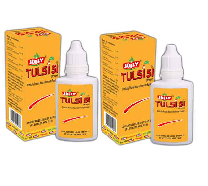 Benefits And Side Effect of Jolly Tulsi 51 in Hindi