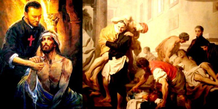 Doa Kepada St. Kamillus, Pelindung Perawat dan Orang Sakit