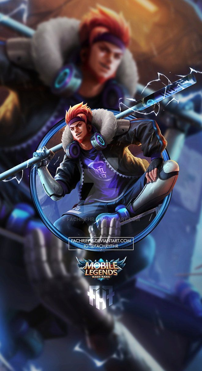 Wallpaper Sun Street Legends Skin Mobile Legends HD for Android and iOS
