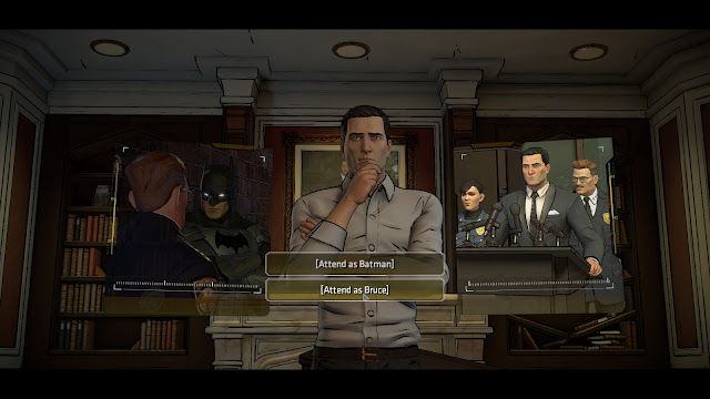 Screenshot of Batman - The Telltale Series