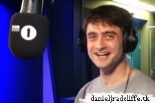 Daniel Radcliffe on BBC Radio 1's The Matt Edmondson Show