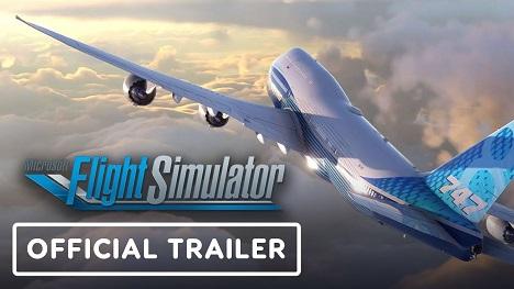 Microsoft Flight Simulator Trailer - X019