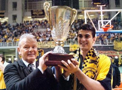 İbrahim Kutluay - Dusan Ivkovic - AEK