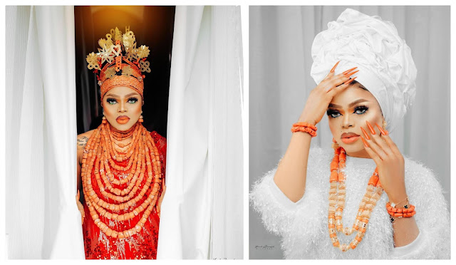 Bobrisky at 30: Crossdresser Shares his Third birthday look as he vows to spend N7M on his birthday Photoshoot