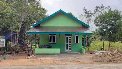 Rumah Ibu Arbaiyah
