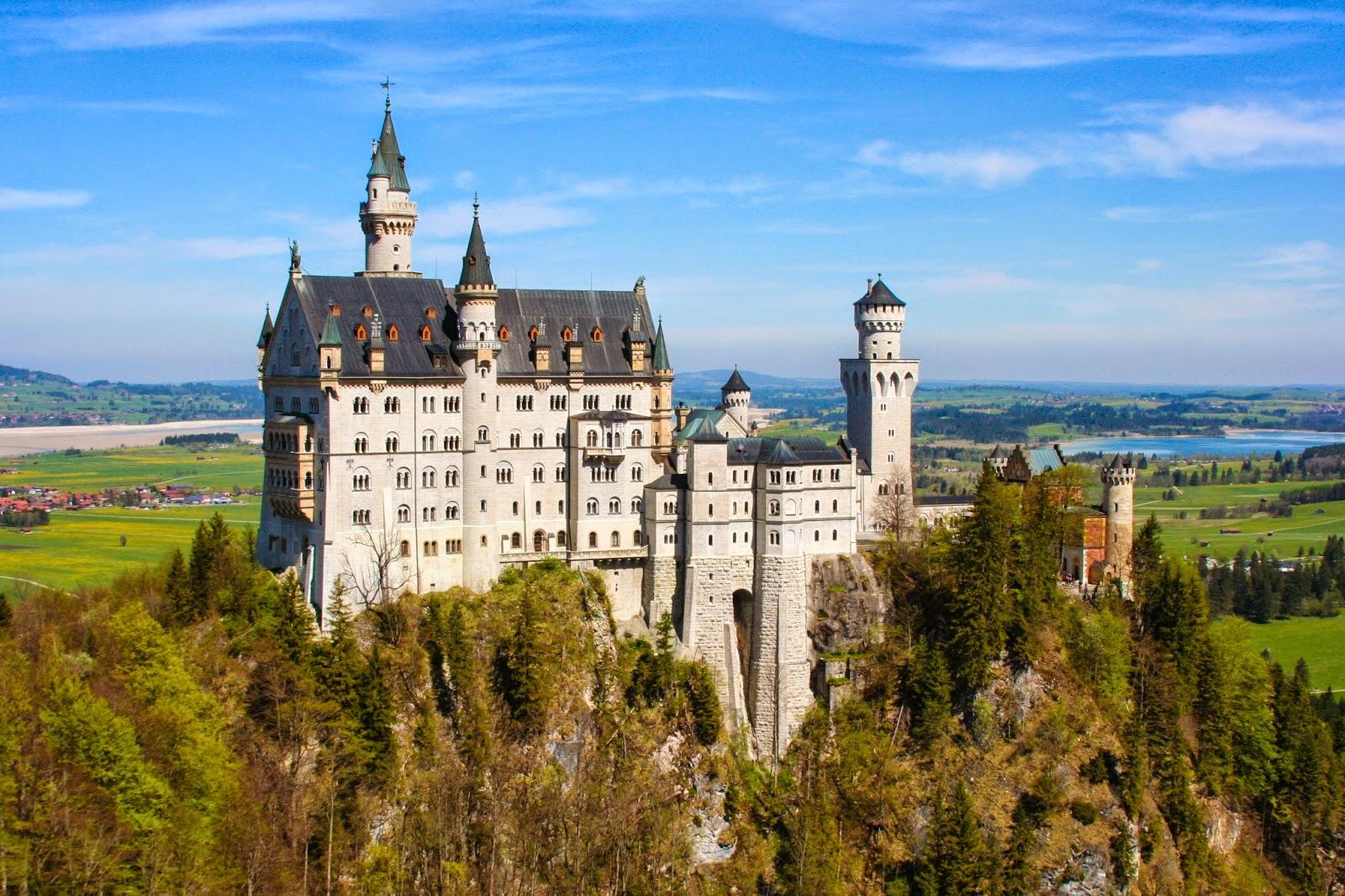 Schwangau Germany  city photos : Neuschwanstein Castle | Schwangau, Germany