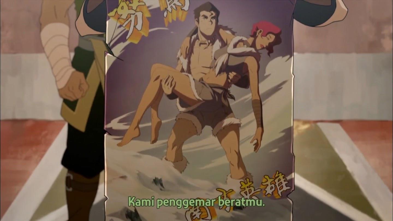 Download Avatar Korra Book 3 Episode 09 Sub Indo