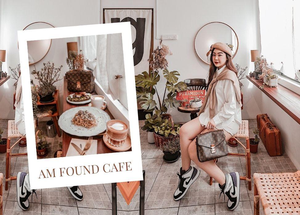 AM FOUND CAFE, SETIA ALAM