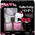 FREE OPI Nail Lacquer Hello Kitty Pack Product