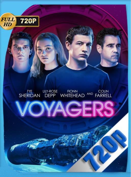 Voyagers (2021) AMZN WEB-DL 720p Latino [GoogleDrive] Ivan092