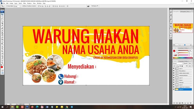 desain warung makan