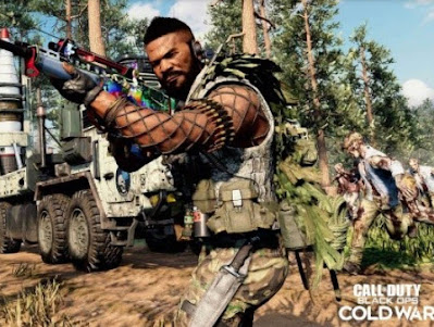 How Zombies: Outbreak is expanded in Black Ops Cold War