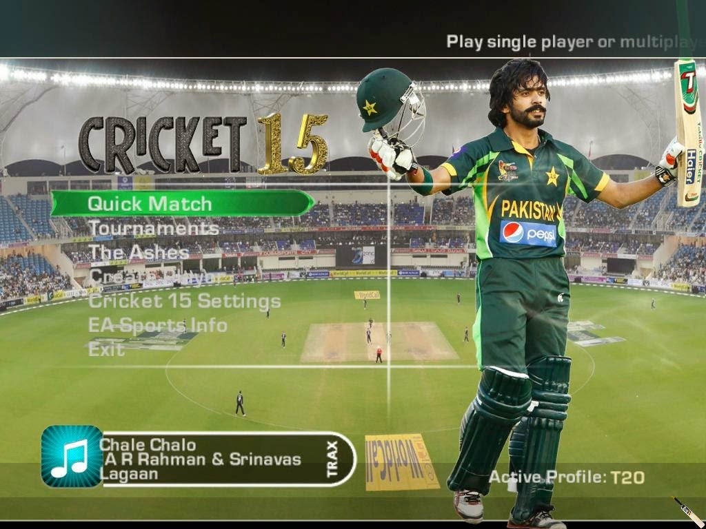 EA Sports Cricket 2015 Game Download