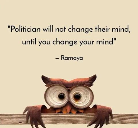 Ramesh Kumar P Quote-1