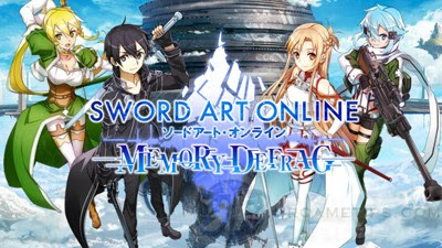 Sword Art Online: Memory Defrag FAQ, Tips, and Strategy Guides List - UrGameTips
