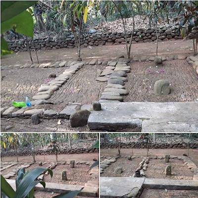Ziarah Makam Rd. Wirakara, di Desa Cikadu Kacamatan Situraja