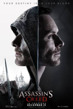 Download Film Assassin's Creed (2016) DVDScr Subtitle Indonesia