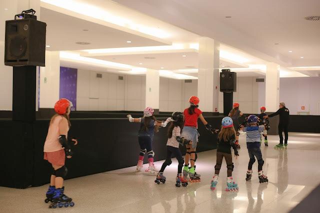 Férias tem Roller Dance RioMar