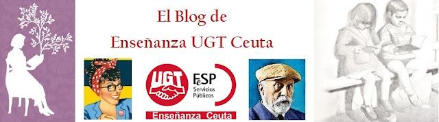 Novedades educativas semanales Enseñanza UGT, Enseñanza UGT Ceuta