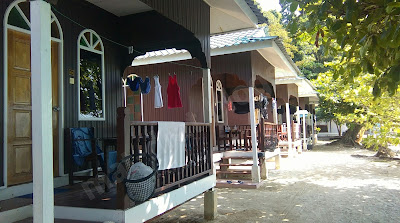 Mama Chalet Pulau Perhentian