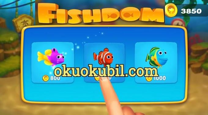 Fishdom 4.95.0 Konuşan Balık Apk + Mod İndir 2020