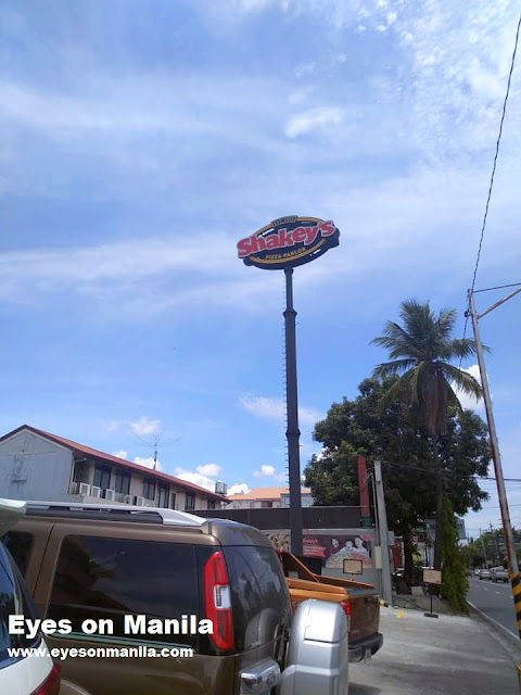 Shakey's Aguirre branch in BF Homes