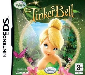 Rom Disney Fairies Tinker Bell NDS
