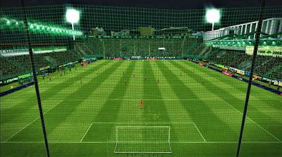 PES 2017 Stadium Apostolos Nikolaidis & MCH Arena