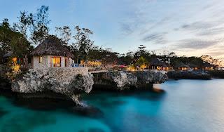 Honeymoon Destinations with Overwater Bungalows in jamaica