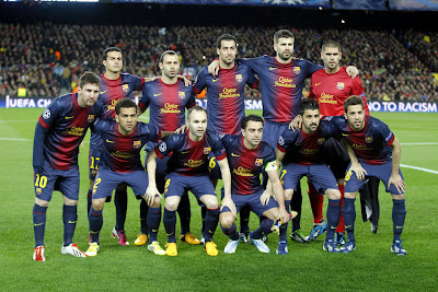SOCCER CHAMPIONS LEAGUE 2013