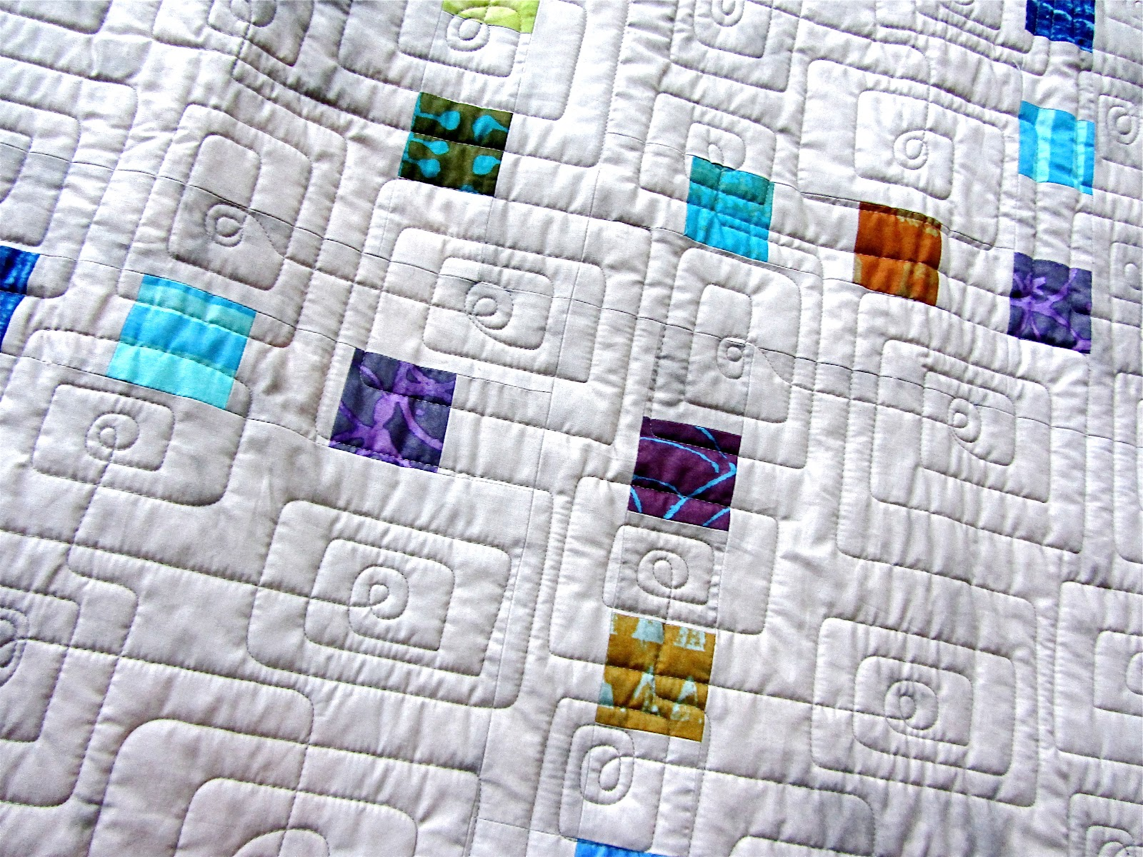Modern Quilt Relish Nibbles Nouveau Modern Quilt In