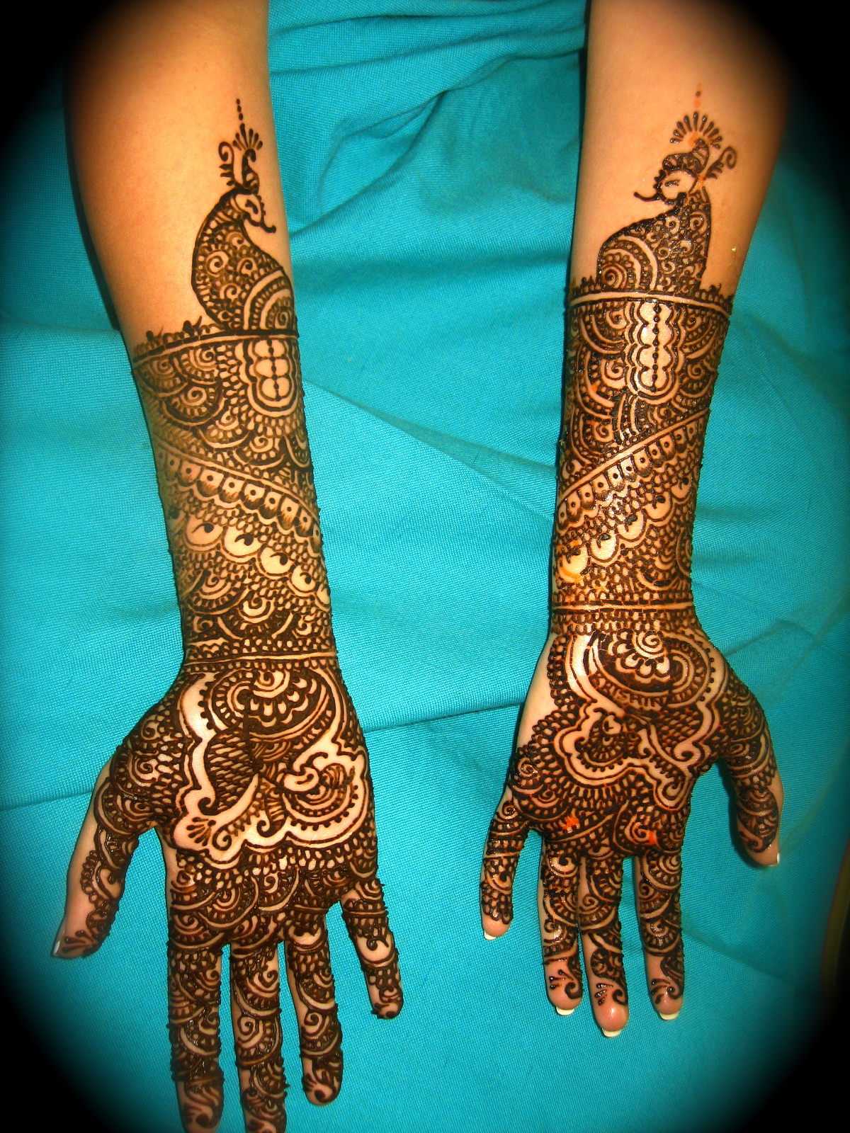 Indian Bridal Mehndi Designs for Hands 2013   Mehndi ...