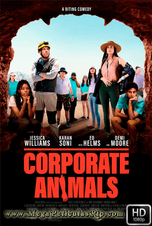 Animales Corporativos 1080p Latino
