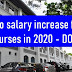 No salary increase for nurses in 2020 - DOH