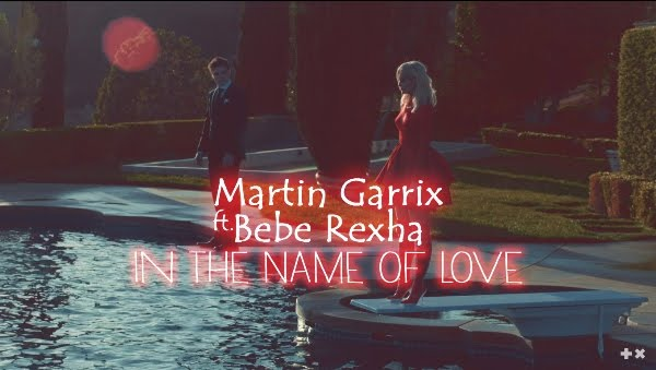 Lirik dan terjemahan Lagu In The Name Of Love Martin Garrix
