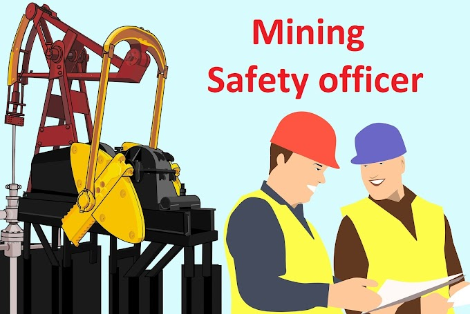 Urgent Vacancy For Mining Safety Engineer
