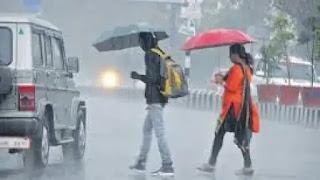 बिहार के कई जिलों में बारिश के आसार, अब तक सात फीसद अधिक हो चुकी वर्षा