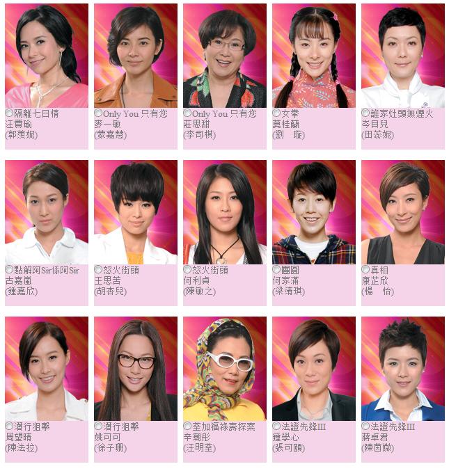 Nancy Wu 胡定欣 | HongKong TVB Artist | LeonardKong | Flickr