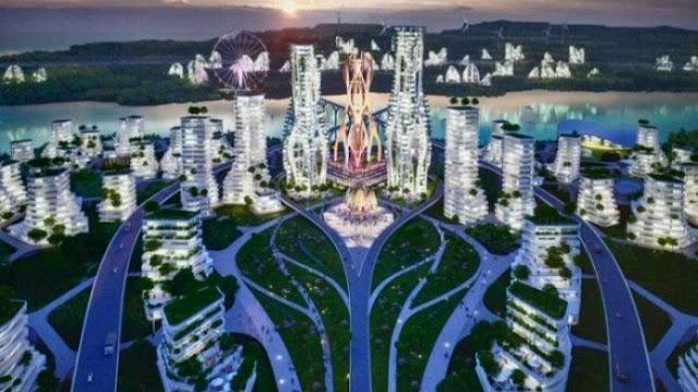 pemenang sayembara gagasan desain ibu kota baru