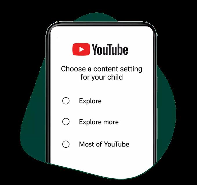 As 'experiências supervisionadas' do YouTube ajudam os pais a escolher o conteúdo que seus filhos podem ver