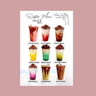 Desain menu minuman