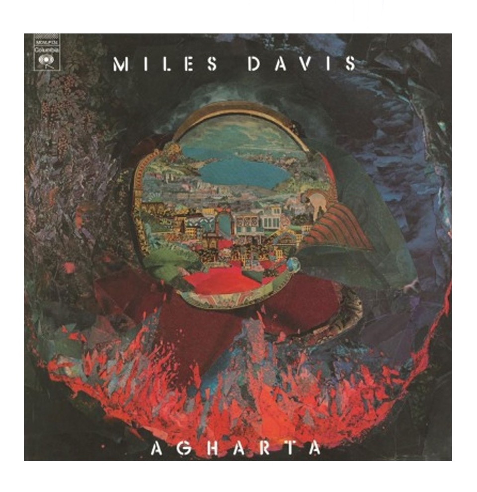 Image result for miles davis agharta